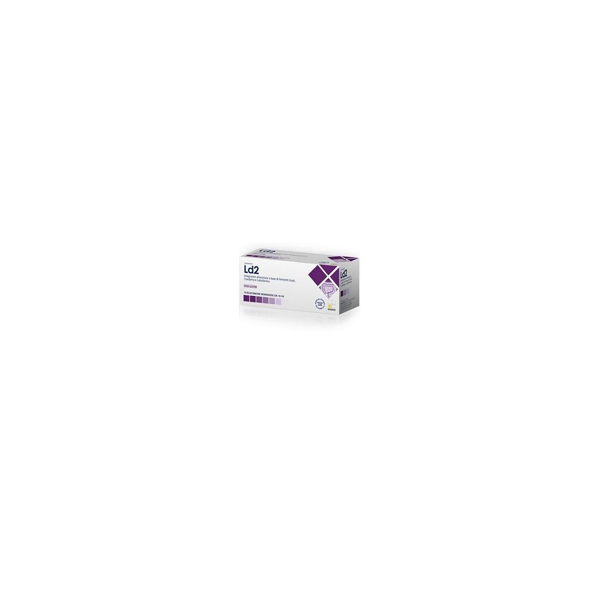 DISBIOLINE LD2 10 FLACONCINI MONODOSE DA 10 ML